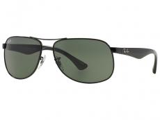 Slnečné okuliare Pilot - Slnečné okuliare Ray-Ban RB3502 - 002