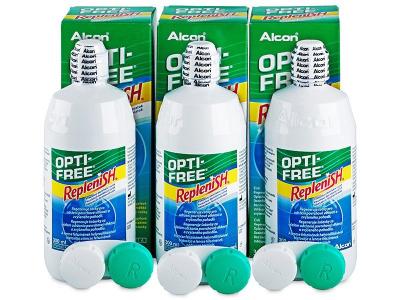 OPTI-FREE RepleniSH 3 x 300ml