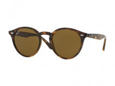 Slnečné okuliare okrúhle - Slnečné okuliare Ray-Ban RB2180 - 710/73