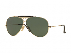 Slnečné okuliare Pilot - Slnečné okuliare Ray-Ban RB3138 - 181