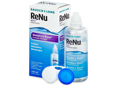 ReNu MPS Sensitive Eyes 120 ml  - Čistiaci roztok