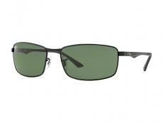Slnečné okuliare obdĺžníkové - Slnečné okuliare Ray-Ban RB3498 - 002/71