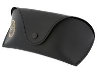 Slnečné okuliare Ray-Ban Jackie  RB4098 - 710/71  - Original leather case (illustration photo)