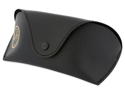 Slnečné okuliare Ray-Ban Jackie Ohh II RB4098 710/71  - Original leather case (illustration photo)