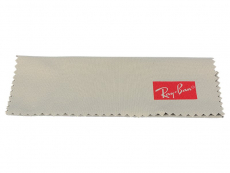 Ray-Ban Jackie Ohh II RB4098 710/71  - Cleaning cloth