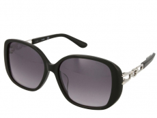 Slnečné okuliare Oversize - Guess GU7563-F 01B