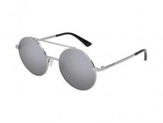 Slnečné okuliare okrúhle - Alexander McQueen MQ0138S 002