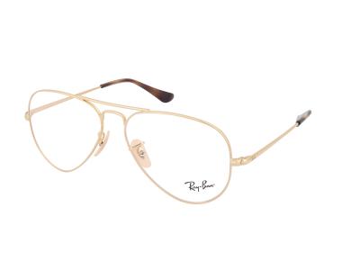 Dioptrické okuliare Ray-Ban RX6489 2500