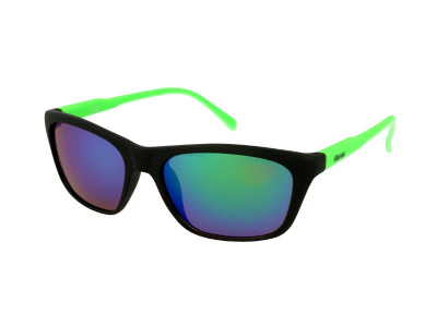 Slnečné okuliare Alensa Sport Black Green Mirror