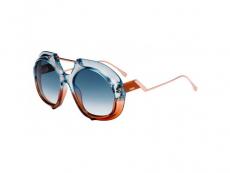 Slnečné okuliare oválne - Fendi FF 0316/S S9W/08