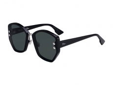 Slnečné okuliare Oversize - Christian Dior DIORADDICT2 807/O7