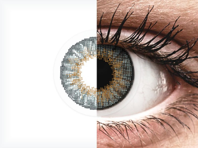 Air Optix Colors - Grey - dioptrické (2šošovky)