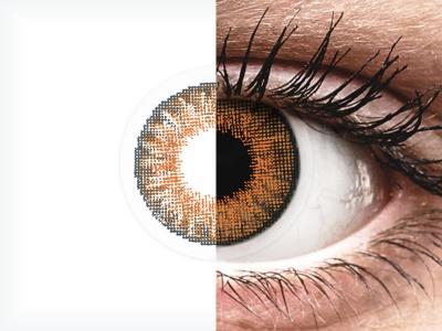 Air Optix Colors - Honey - nedioptrické (2 šošovky)