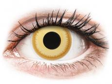 Farebné kontaktné šošovky - ColourVUE Crazy Lens - Avatar - nedioptrické (2šošovky)