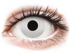 Crazy farebné šošovky - nedioptrické - ColourVUE Crazy Lens - Mirror - nedioptrické (2šošovky)