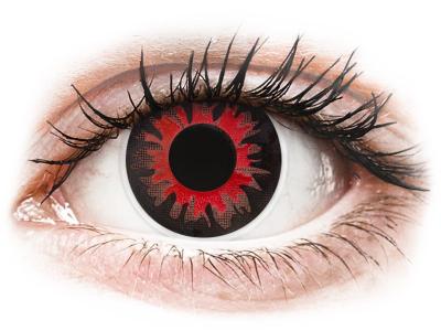 ColourVUE Crazy Lens - Volturi - nedioptrické (2šošovky)