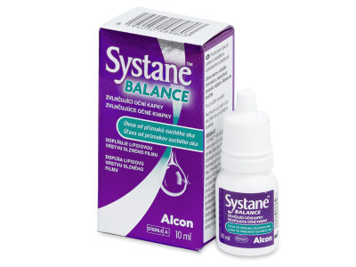 Očné kvapky Systane Balance 10ml  - Očné kvapky