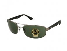 Slnečné okuliare obdĺžníkové - Slnečné okuliare Ray-Ban RB3445 - 002