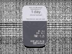 Clariti 1 day (90 šošoviek)