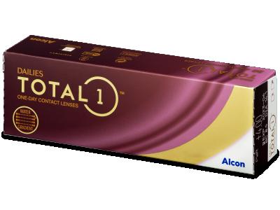 Dailies TOTAL1 (30šošoviek) - Jednodenné kontaktné šošovky
