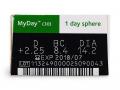 MyDay daily disposable (30šošoviek)