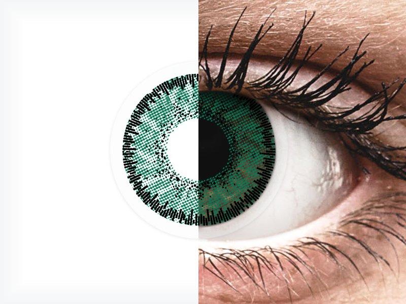 SofLens Natural Colors Amazon - dioptrické (2 šošovky)