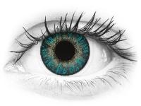 FreshLook ColorBlends Turquoise - nedioptrické (2 šošovky)