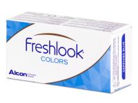 FreshLook Colors Blue - nedioptrické (2 šošovky)
