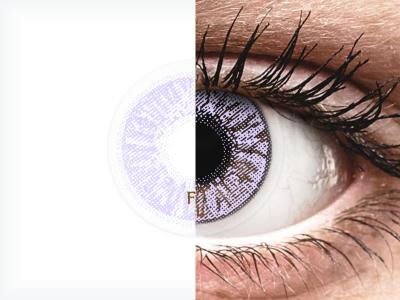 FreshLook Colors Violet - nedioptrické (2 šošovky)