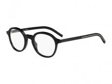 Okuliarové rámy okrúhle - Christian Dior BLACKTIE234 807