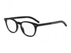 Okuliarové rámy štvorcové - Christian Dior BLACKTIE238 807