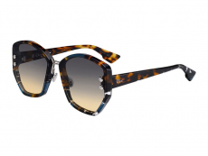 Slnečné okuliare Oversize - Christian Dior Dioraddict2 JBW/86