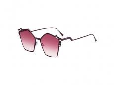 Slnečné okuliare Oversize - Fendi FF 0261/S 0T7/3X