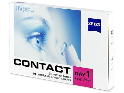 Carl Zeiss Contact Day 1 (30 šošoviek)