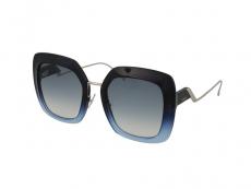 Slnečné okuliare Oversize - Fendi FF 0317/S ZX9/08
