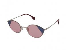 Slnečné okuliare oválne - Fendi FF 0342/S AVB/U1