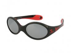 Slnečné okuliare - Kid Rider KID177 Black/Red