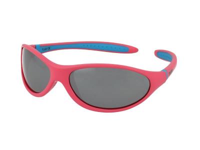 Slnečné okuliare Kid Rider KID49 Pink
