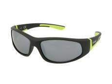 Slnečné okuliare - Kid Rider KID53 Black/Green