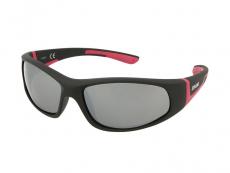 Slnečné okuliare - Kid Rider KID53 Black/Pink