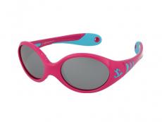 Slnečné okuliare - Kid Rider KID77 Pink/Blue