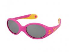 Slnečné okuliare - Kid Rider KID77 Pink/Yellow