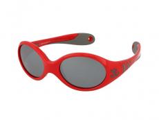 Slnečné okuliare - Kid Rider KID77 Red/Grey