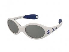 Slnečné okuliare - Kid Rider KID77 White/Blue