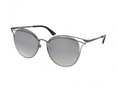 Slnečné okuliare okrúhle - Alexander McQueen MQ0102SK 001