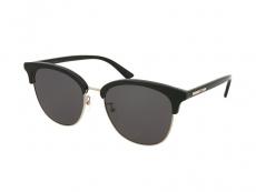 Slnečné okuliare Browline - Alexander McQueen MQ0103SK 001