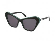 Slnečné okuliare Cat Eye - Alexander McQueen MQ0151S 002