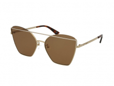 Slnečné okuliare Pilot - Alexander McQueen MQ0163S 002