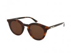 Slnečné okuliare okrúhle - Alexander McQueen MQ0167S 002