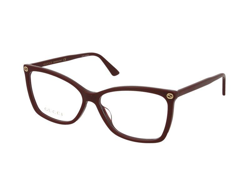 Dioptrické okuliare Gucci GG0025O-007